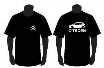 T-shirt para Citroen Saxo