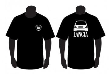 T-shirt para Lancia Y