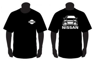 T-shirt para Nissan GTR R34