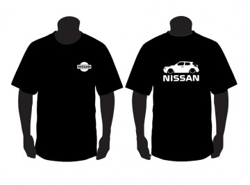 T-shirt para Nissan Juke Lateral