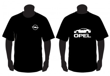T-shirt para Opel Astra Twin Top Cabrio