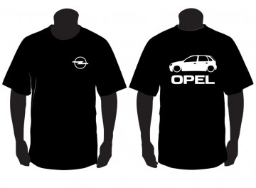T-shirt para Opel Corsa C