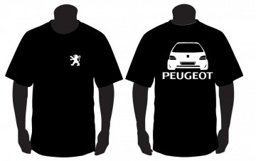T-shirt para Peugeot 106 Traseira