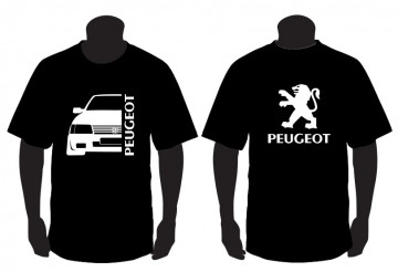T-shirt para Peugeot 205