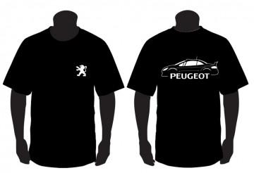 T-shirt para Peugeot 307