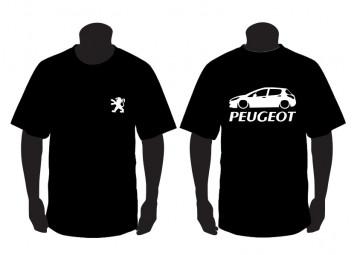 T-shirt  para  Peugeot 308 5dr