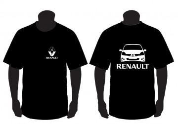 T-shirt para Renault Clio MK2 Fase 2