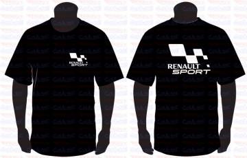 T-shirt  para Renault Sport