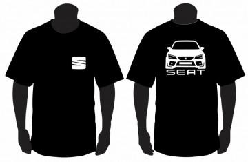 T-shirt para Seat Leon 5F