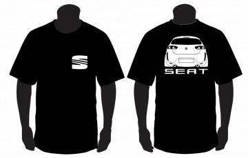 T-shirt  para Seat Leon FR MK2