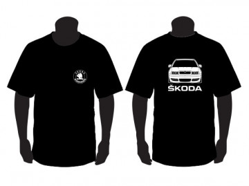 T-shirt para Skoda octavia 4