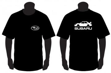 T-shirt para Subaru Impreza WRX STi 2