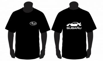T-shirt para Subaru