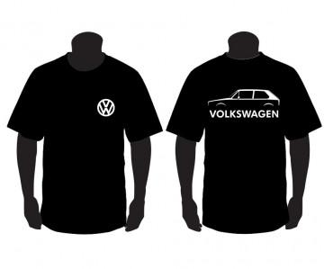 T-shirt para Volkswagen Golf Mk1 3 portas