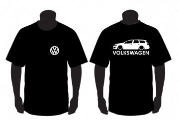T-shirt  para Volkswagen Passat 3C