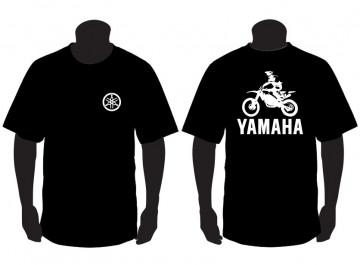 T-shirt  para Yamaha Moto