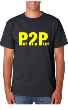 T-shirt  - Pay To Play