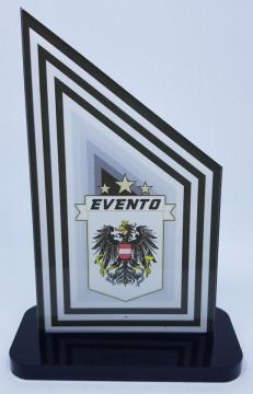 Troféu em acrílico - Personalizado a gosto do cliente