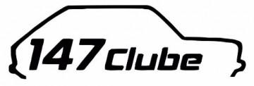 Autocolante - 147 Clube