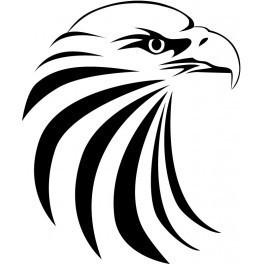 Autocolante -Águia