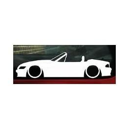 Autocolante - BMW Z3 Cabrio