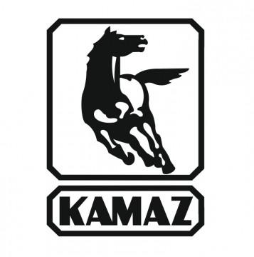 Autocolante com Kamaz