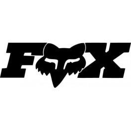 Autocolante - Fox 2