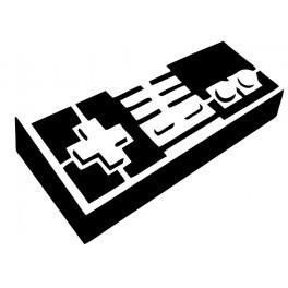 Autocolante - Game Pad