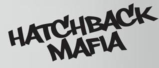 Autocolante - Hatchback mafia