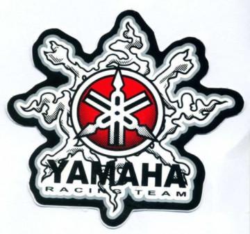 Autocolante Impresso - Yamaha