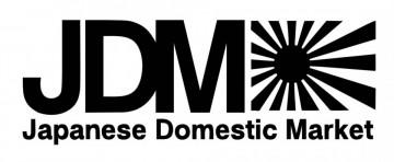 Autocolante - JDM - japanese domestic market