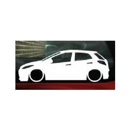 Autocolante - Mazda 2