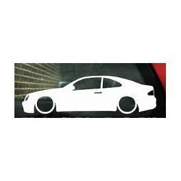 Autocolante - Mercedes CLK W208