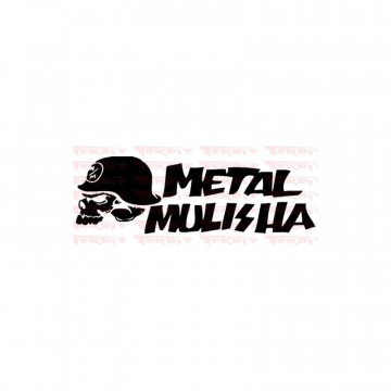 Autocolante - Metal Mulisha
