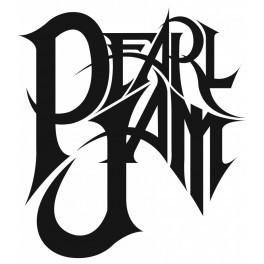 Autocolante Música - Pearl Jam