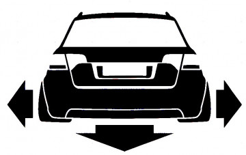 Autocolante para Audi A4 B7