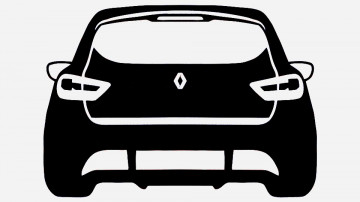Autocolante para Renault Clio 4