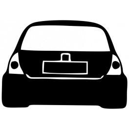 Autocolante para Renault Clio