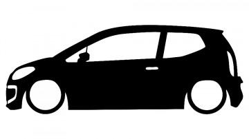 Autocolante para VW UP