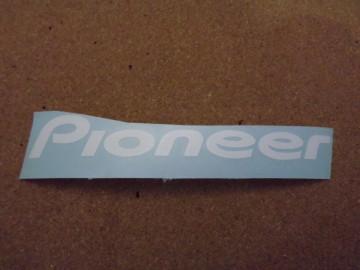 Autocolante- Pioneer