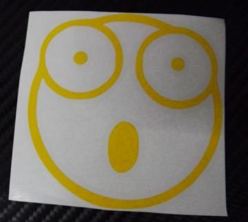 Autocolante - Smile Admirado