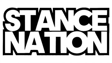 Autocolante - Stance nation