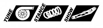 Autocolante - Tune Stance Show