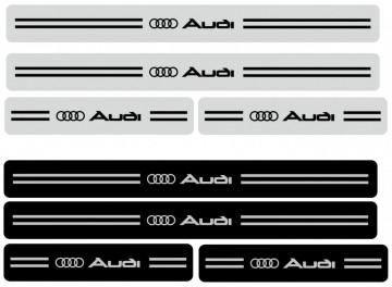 Autocolantes para Soleiras estilo Audi