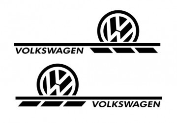 Autocolantes - Volkswagen