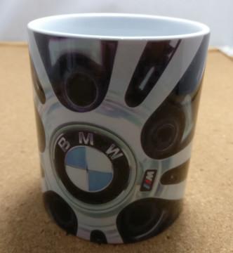 Caneca com BMW (Jante)