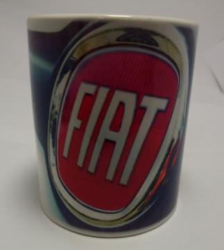 Caneca com Fiat