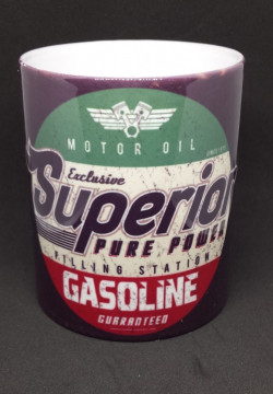 Caneca com Superior Pure power