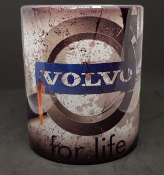 Caneca com Volvo