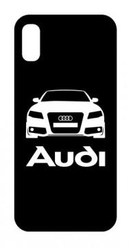 Capa de telemóvel com Audi A4 B8